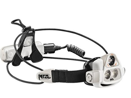 lampe frontale chasse nao petzl
