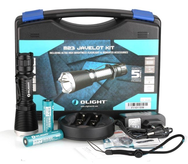 olight javelot kit tactique