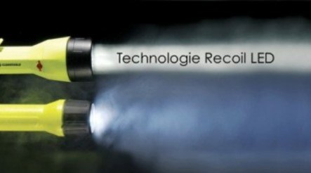 technologie recoil led