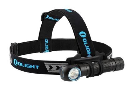 olight modele frontal led