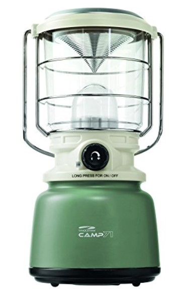 lampe camping puissante